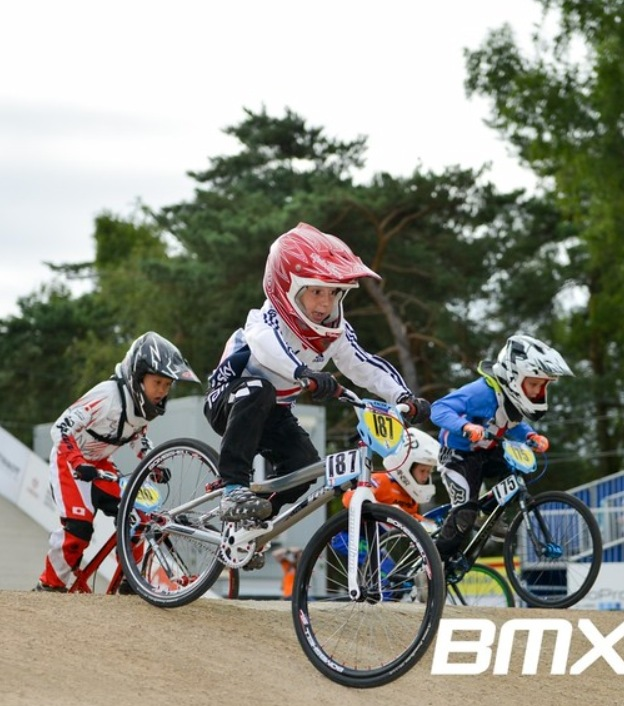 Harrison Collis, BMX Future World Champion!