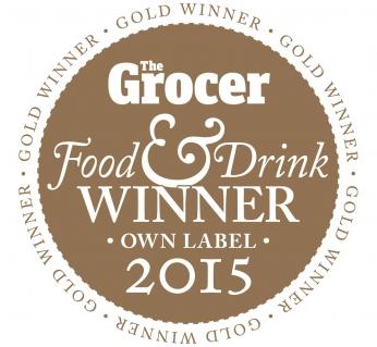 Grocer Gold Award 2015