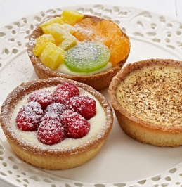 Selection of Tarts