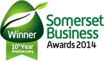 Somserset Business Awards Winner 2014