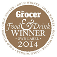The Grocer Food & Drink Winner Own Label 2014
